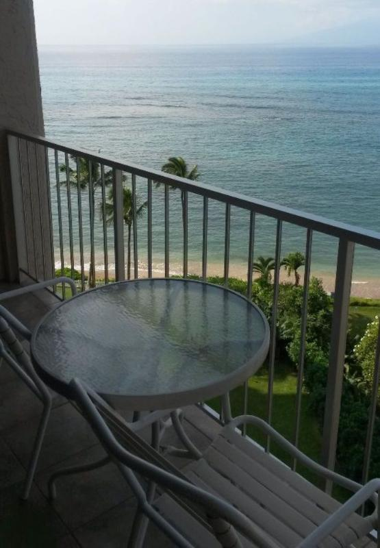 Beautiful ocean view from our lanai - Royal Kahana #1002, Enjoy The Beauty Of Maui. - Napili-Honokowai - rentals
