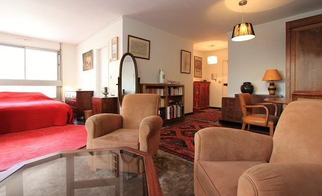Chez Stanislas: Well located 52 m2 Studio-Montparnasse area - Image 1 - Paris - rentals