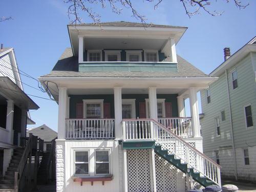 863 Delancey Place Upper Cottage - Classic 4 Bdr Ocean City Beach Block Upper Cottage - Ocean City - rentals
