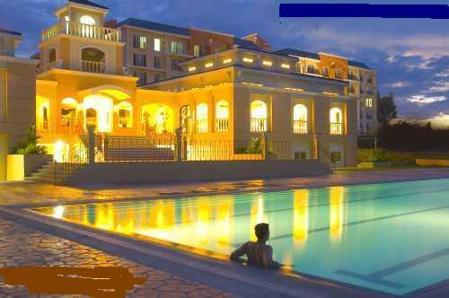 clubhouse - Chateau Elysee 1 bedroom condo - Paranaque - rentals