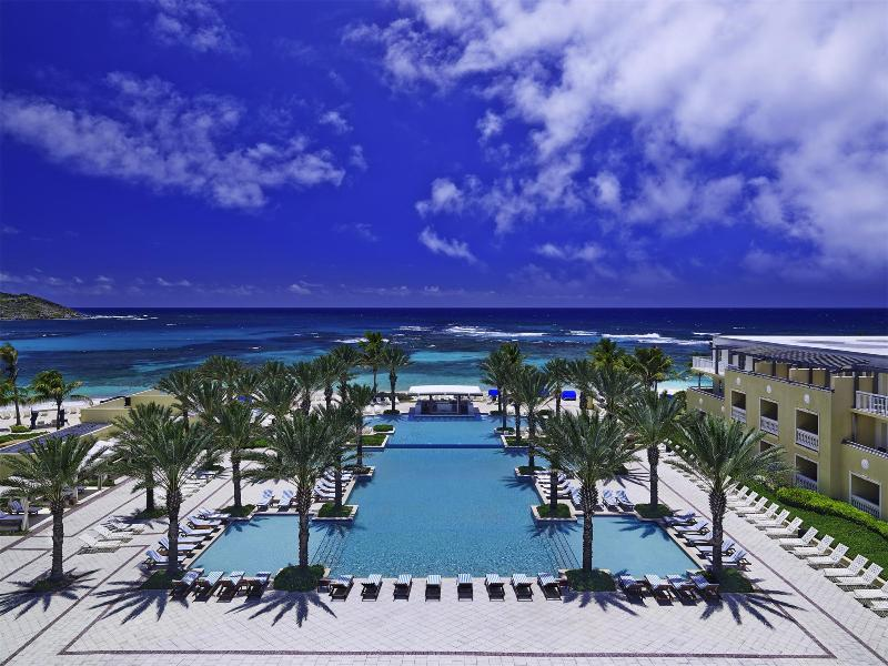 WESTIN DAWN BEACH CLUB ST. MAARTEN 3 BEDROOM CONDO - Image 1 - Philipsburg - rentals