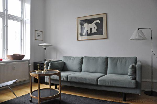 Close To The Palace - 4 Bedrooms - 498 - Image 1 - Copenhagen - rentals