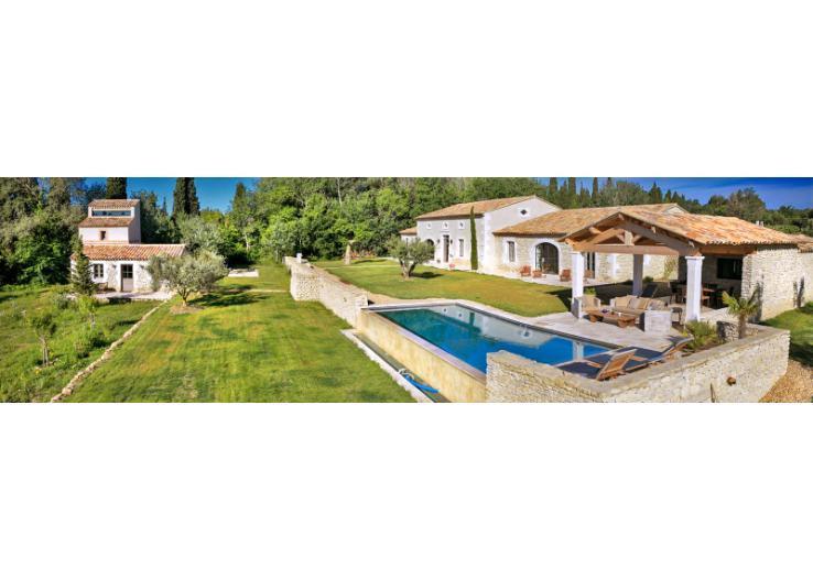 france/provence-alps/la-bergerie - Image 1 - Saint-Remy-de-Provence - rentals