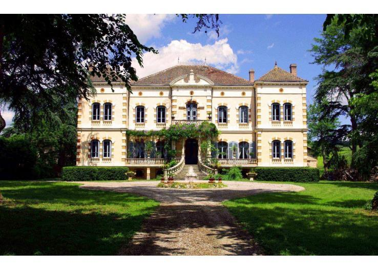 france/midi-pyrenees/chateau-gaillac - Image 1 - Montans - rentals