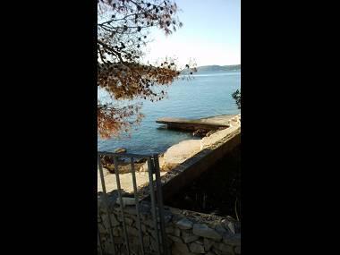 A4(4+2): sea view - 2729  A4(4+2) - Okrug Donji - Okrug Donji - rentals
