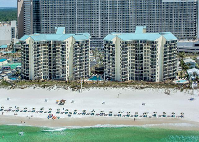 SUNBIRD A FAMILY RESORT WITH GREAT BEACHFRONT VIEWS! - CUTE BEACHFRONT CONDO FOR 4! OPEN WEEK OF 3/28-4/3 - 10% OFF - Panama City Beach - rentals
