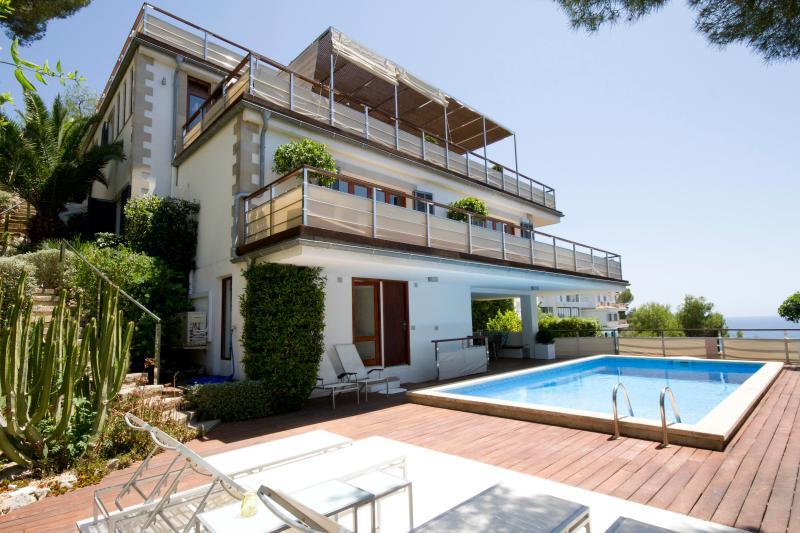 Villa Son Mar - Image 1 - Costa d'en Blanes - rentals