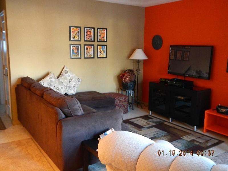 Living Room - Fabulous Two-Bedroom, Two-Bath Condo at Brian Head Resort - Brian Head - rentals