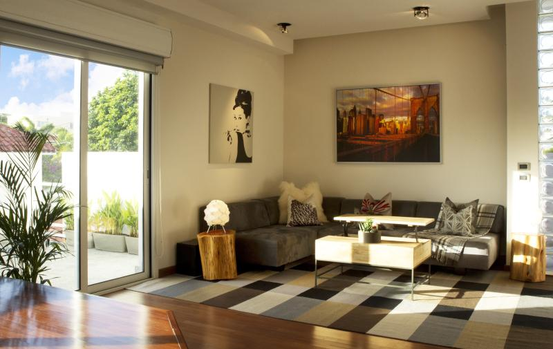Spacious living room - Italian Designed Ocean Villa - San Juan - rentals