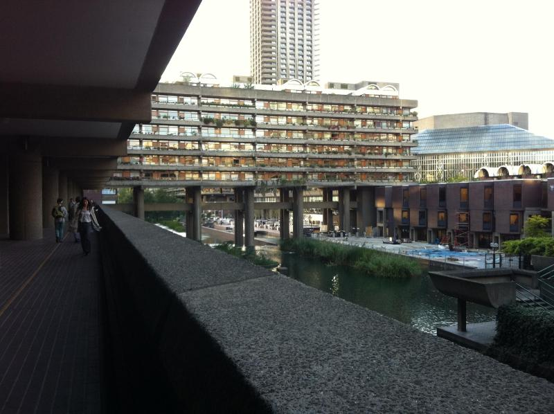 Iconic Barbican estate. A modernist masterpeice. - City of London, Quiet and central - London - rentals