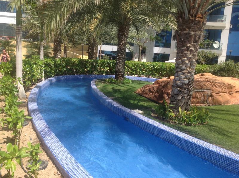 Luxury apartment on Palm Jumeira with own Beach - Image 1 - Dubai - rentals