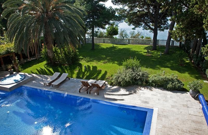 swiming pool - villa Split - Split - rentals