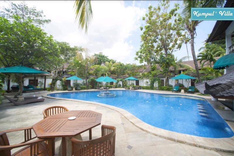 Villa 2 Bedroom Deluxe Seminyak + Breakfast - Image 1 - Seminyak - rentals