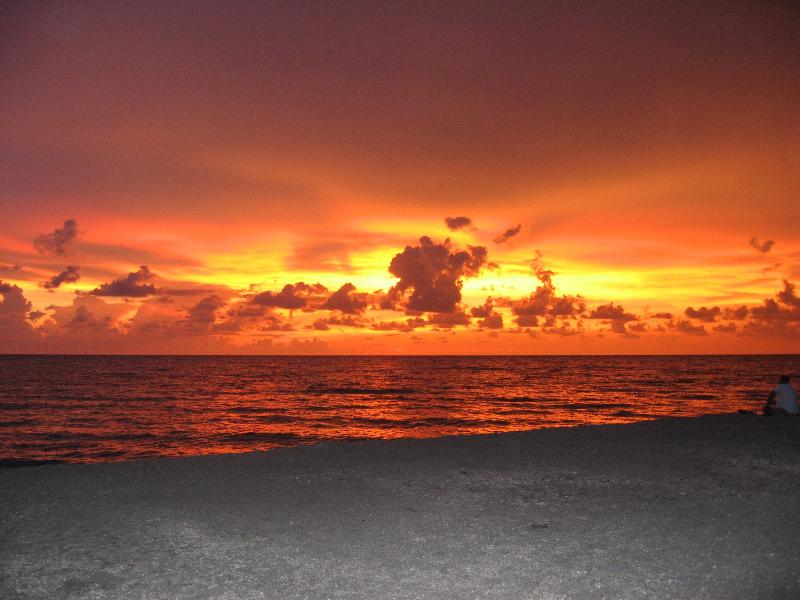 Sunset at Blind Pass Beach - Sanibel Island's Best Kept Secret - Sanibel Island - rentals