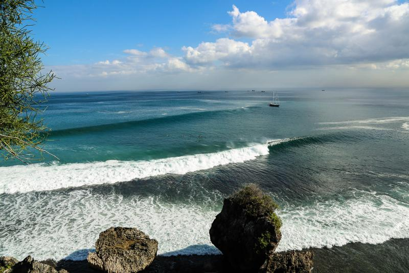 View from Cliff Path @ The Luxe Bali - The Luxe Bali Oceanfront Bukit Stunning Sea Views - Pecatu - rentals
