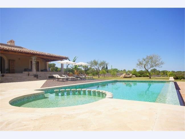 Villa Es Fiqueral - Image 1 - Santanyi - rentals
