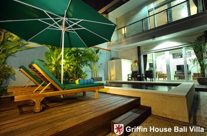 Griffin House Bali Villa - Image 1 - Seminyak - rentals