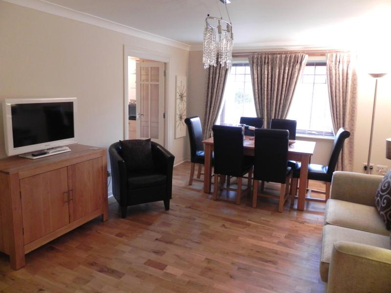 Lounge dinning - Gullane Holiday Home  luxury holiday apartment - Gullane - rentals