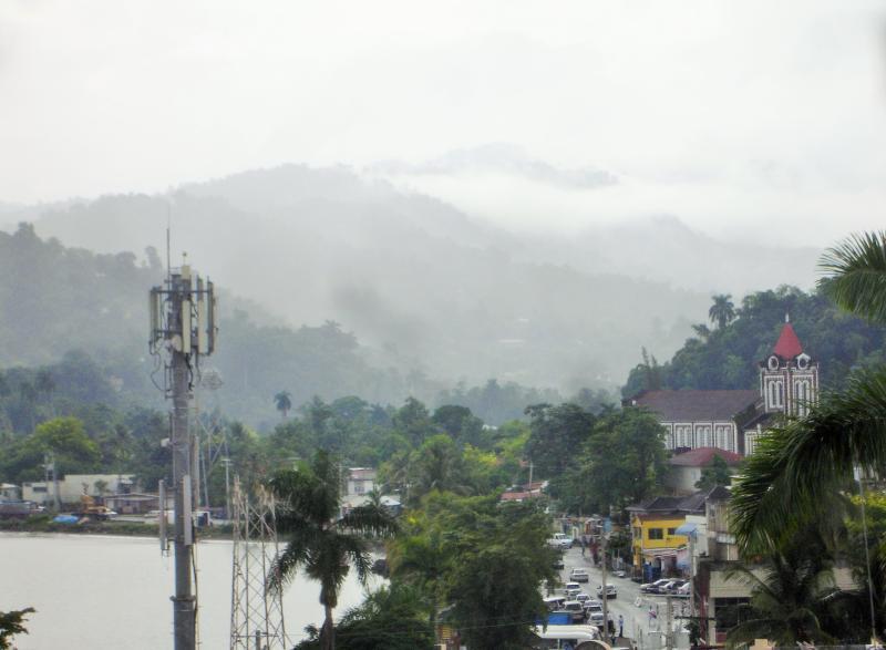 View from the veranda - Finjam Cottage - Port Antonio - rentals