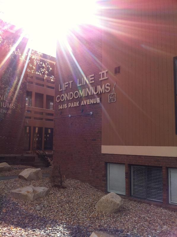 Outside of Lift Line - Park City Old Town Vacation Rental - Park City - rentals