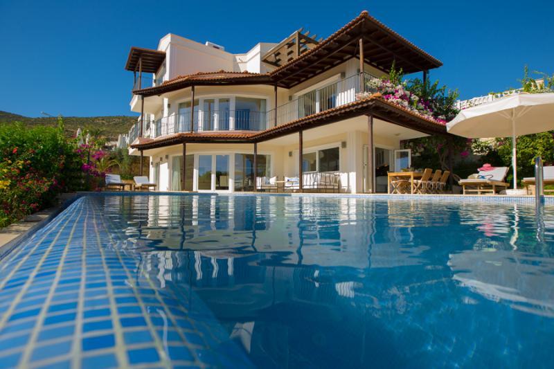 Stunning Villa Yaz - Beautiful luxurious private villa, stunning sea views - Kalkan - rentals