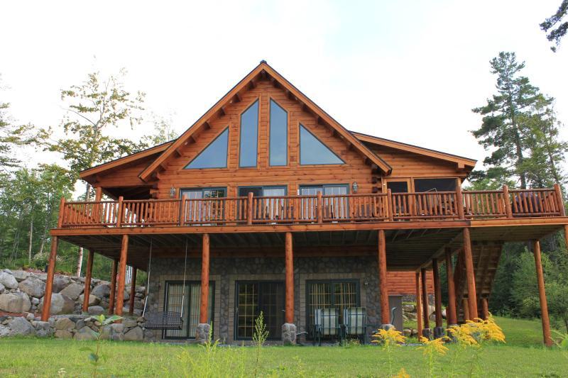 Log Home - Image 1 - Madison - rentals
