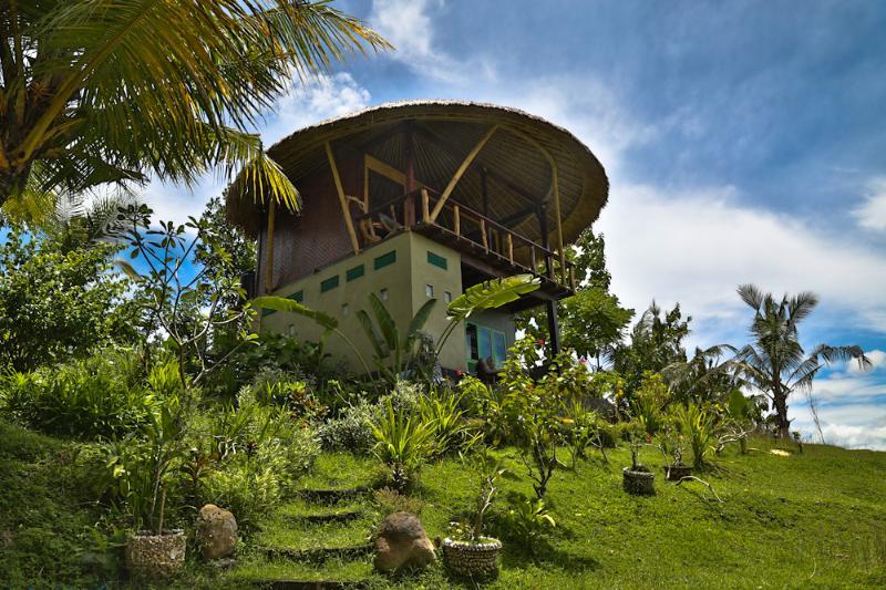 Balian mushroom villa - Image 1 - Suraberata - rentals