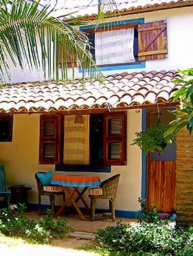 Cumelen Bed & Windsurf, Cozy chalet with kitchen - Image 1 - Jericoacoara - rentals