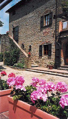 Vacation Tuscan Farmhouse in Chianti - Image 1 - Greve in Chianti - rentals