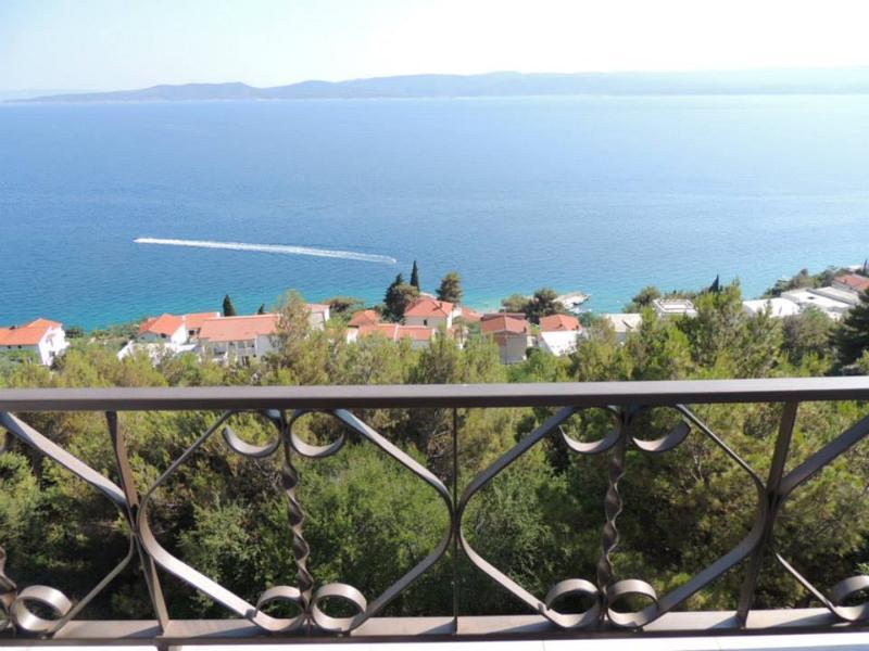 Balcony view #VillaLuxor - Blue Apartment  Pisak Dalmatia - Pisak - rentals