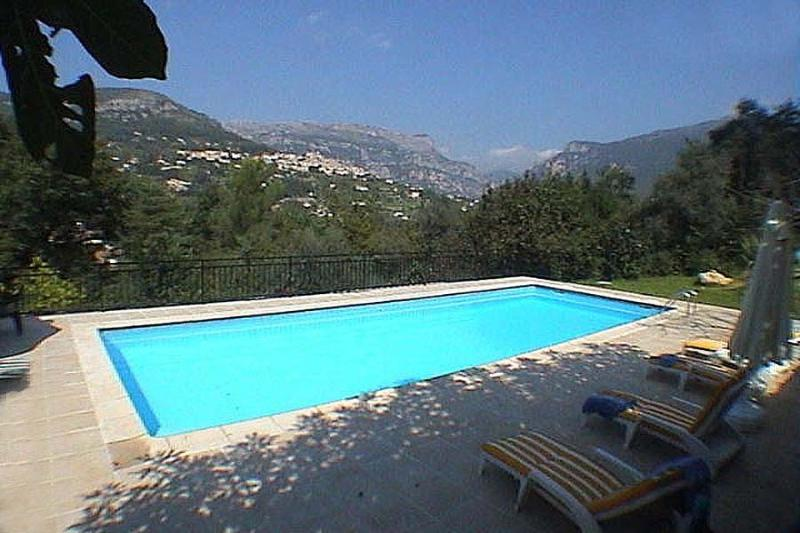 Beautiful family villa with stunning views - Image 1 - Le Bar-sur-Loup - rentals