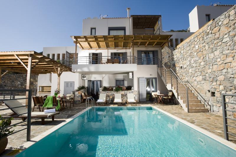 Elounda Solfez Villa (2 bedroom) - Image 1 - Elounda - rentals