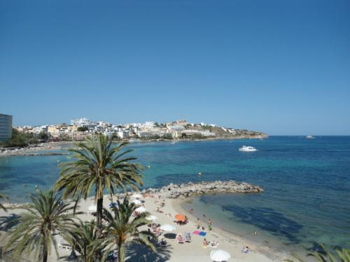LIDO Sea View Apartment in Ibiza - Image 1 - Ibiza Town - rentals