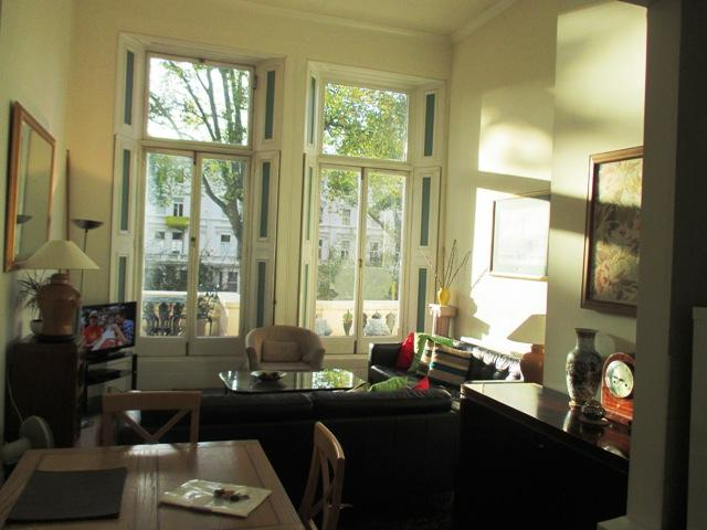 2 bedroom Kensington apartment with terrace - Image 1 - London - rentals