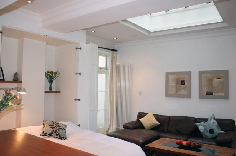 Living - The Skylight Apartment - London - rentals