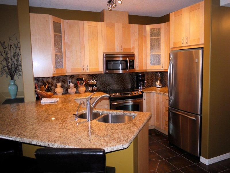 Luxury Kitchen - Discovery Bay Resort - Gorgeous South Luxury 2 bdr - Kelowna - rentals
