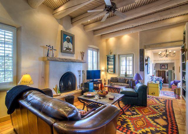 HOUSE OF FOLK ART - Image 1 - Santa Fe - rentals
