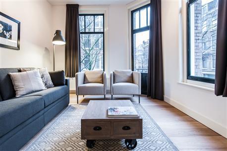 De Pijp Boutique Apartment 8 - Image 1 - Amsterdam - rentals