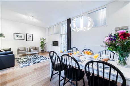 De Pijp Boutique Apartment 11 - Image 1 - Amsterdam - rentals