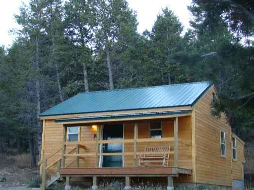 Front View - Yellowstone Cabin Rental Near Yellowstone National Park - Dubois - rentals