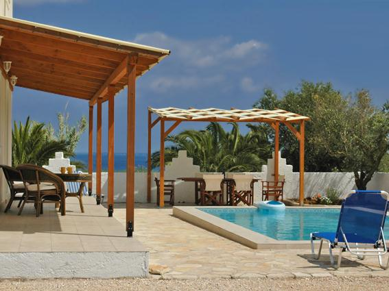 Villa Reanna, spacious 3 bedroom villa with privat - Image 1 - Zakynthos - rentals