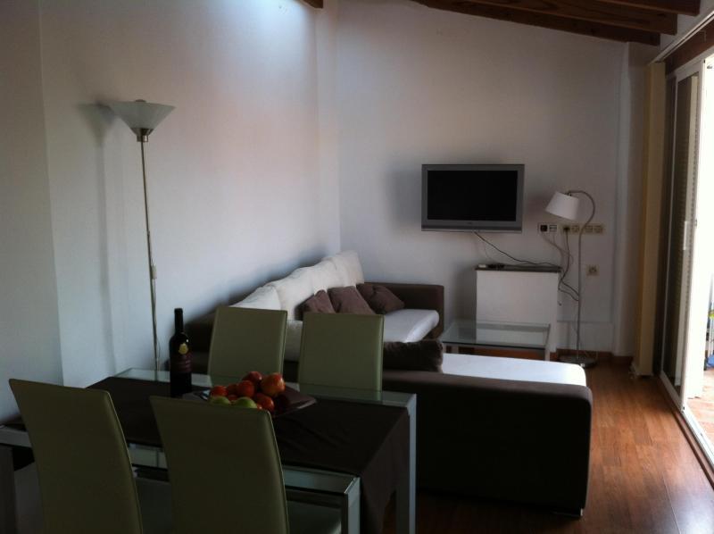 Lounge - Sunny Penthouse in City Centre - Palma de Mallorca - rentals