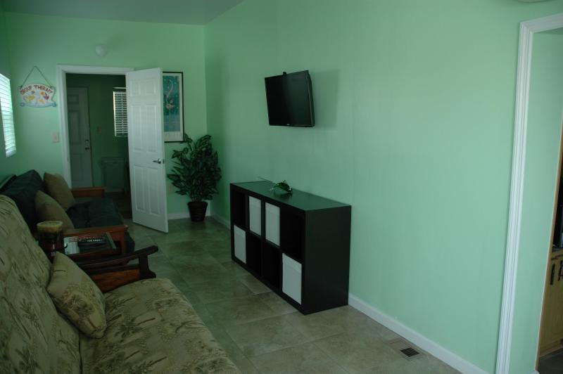 Living Room area, Laundry Room in back - NETTLES ISLAND 872 - Jensen Beach - Jensen Beach - rentals