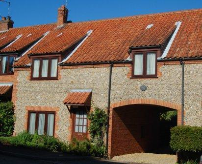 Street view of Rivendell - Rivendell holiday cottage - Ringstead - rentals