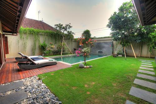 Luxury Bali Villa - Seminyak, 2b/r w Pool & Staff - Image 1 - Karang Bolong - rentals