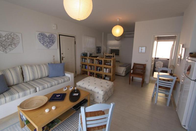 Unique Beach Apt 1 with Sea View in Glyfada-Corfu - Image 1 - Corfu - rentals
