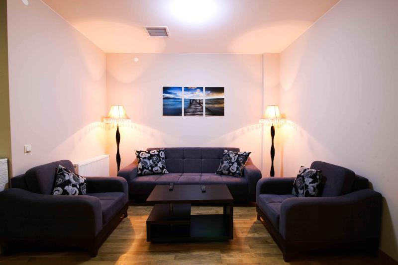 Amazing 1BR in the Heartof Tbilisi Apartaments Besiki - Image 1 - Shida Kartli Region - rentals