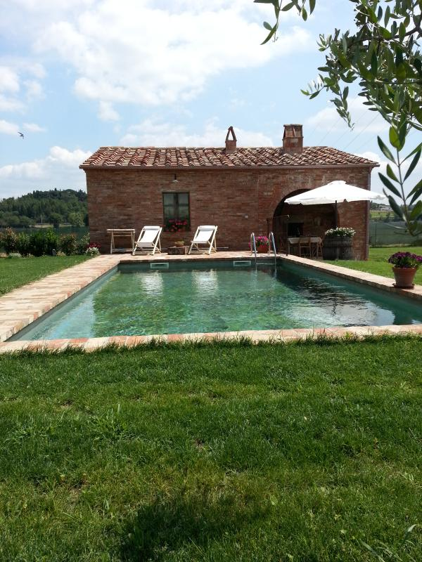Tuscan House with Swimming Pool - Image 1 - Foiano Della Chiana - rentals