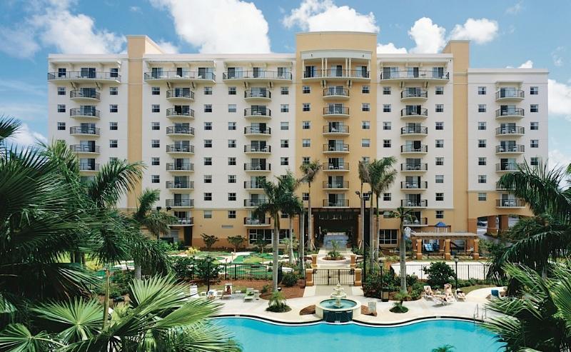 Wyndham Palm-Aire - Pompano Beach: 1-BR, Sleeps 4 - Image 1 - Pompano Beach - rentals