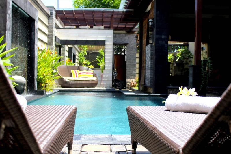 Time to read that book - Luxurious central private Bali hideaway - Denpasar - rentals